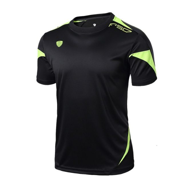 Men's Breathable O-neck T-Shirt
